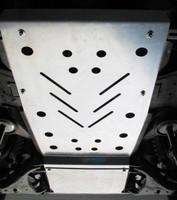 Защита коробки передач и редуктора для Ford Ranger T6 (2015-2019) (36208)