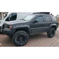 Расширители крыльев Jeep Grand Cherokee WJ