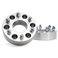 Алюминиевые ступичные проставки 5x150 14x1,5 38mm (DIA 110mm с центровочным кольцом)