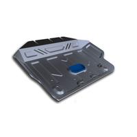 Защита двигателя и коробки передач RIVAL 4 mm для Toyota Highlander  3,5 2010-2014; 2017- (2333.5781.1)