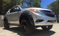 Расширители колесных арок 8,5 см Monster - KUT SNAKE Mazda BT50