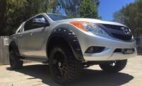 Расширители колесных арок 8,5 см Monster - KUT SNAKE Mazda BT50