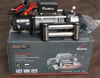 Лебедка автомобильная электрическая 12В RUNVA EWX9500s 4.3т (9500lbs)