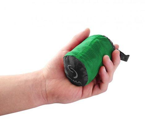 Рюкзак компактный Sigma mobile, серо-зелёный