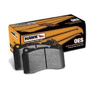 Тормозные колодки HAWK для MITSUBISHI L200 06+ (771519)