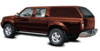 Кунг для Nissan NP300 DC - Road Ranger Standard (RH1)