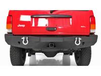 Бампер задний стальной SMITTYBILT XRC для JEEP CHEROKEE XJ (SB76850)