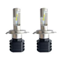 Автомобильная светодиодная лампа головного освещения H4 2 шт (SH4 А02)