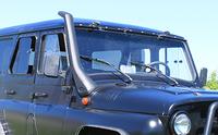 Шноркель УАЗ 469, Хантер