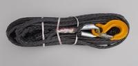 Синтетический трос Marlow 10мм 30м 9,7т (с крюком)