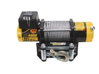 Лебедка автомобильная электрическая T- Max ATW- 6000LBS 12V (14949)
