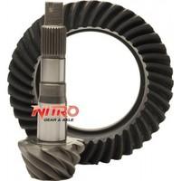 Главная пара для TOYOTA LC 70,100,105,200 & Autana Nitro Gear and Axle (TLC100-430-NG)