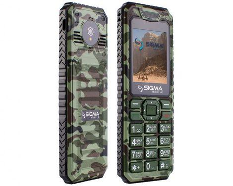 Телефон SIGMA X-style 11 Dragon