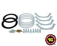 Усиленные сальники кулаков, замена фетрам, на NISSAN Patrol Y60 Trail-Safe Nissan Patrol Y60 Trail-Gear Knuckle Ball Wiper Seal Kit  (303920-KIT)