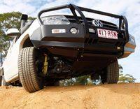 Силовой бампер TJM передний для VW Amarok (070sb13n83v)