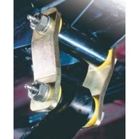 GREASABLE SHACKLE KIT OME ISUZU Rodeo 2003 (OMEGS13)