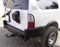 Крепление запасного колеса для Toyota PRADO LC90 (1996-2002)