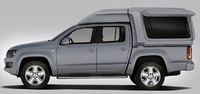 Кунг на VW Amarok Road Ranger Vario-Top Profi