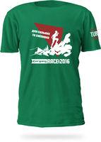 Футболка Turbat Gorgany Race 2016 женская