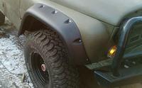 Расширители колесных арок для УАЗ 469, 31512, 31514, УАЗ Хантер