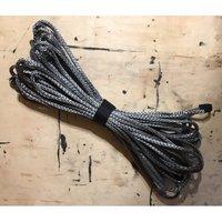 Удлинитель троса лебедки синтетический 9000кг (35 метров)