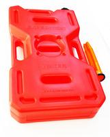 Тонкая пластиковая канистра FULL DRIVE 10л (UNI-E10)