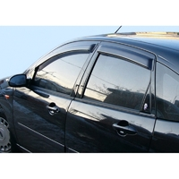 Ветровики на окна (тонированные) EGR TOYOTA RAV4 13-15 # 92492069B
