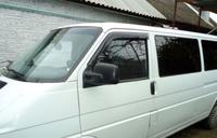 Ветровики на окна (передние дымчатые) EGR VW T4 # 91269009