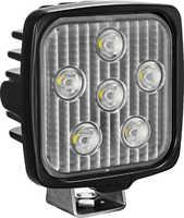 Светодиодные фары VisionX VL квадратные 4.3″ (6 светодиодов)