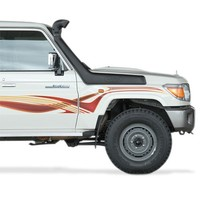 Выносной воздухозаборник Safari для TOYOTA LC70 SER 07ON 1HZ (SS76HFZ)