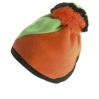 Шапка Wind X-treme Beanie Printed Pom Pom Freestyle Orange