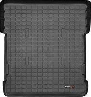 Коврик Weathertech Black для Toyota LC 100/ Lexus LX 470 (1998-2007) в багажник (40124)