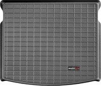 Коврик Weathertech Black для Land Rover Freelander (2013-15) в багажник(40652)