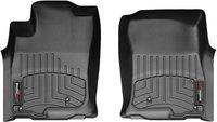 Коврики Weathertech Black для Lexus GX (mkII); Toyota 4Runner (mkV)(4 fixings)(1 row) 2009-2013 передние (443611)