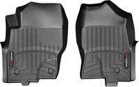 Коврик Weathertech Black для Nissan Pathfinder (2010-) передние (445091)