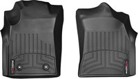 Коврики Weathertech Black для Toyota Hilux/Fortuner (2012-2015) передние (445121)