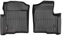 Коврики Weathertech Black для Ford F150 (2009-14) передние (446111)