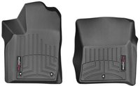 Коврики Weathertech Black для Jeep Grand Cherokee (2011-2013) передние (447651)
