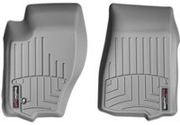 Коврики Weathertech Grey для Jeep Grand Cherokee (2005-2010) передние (460131)