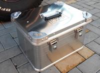 Усиленный экспедиционный алюминиевый ящик РИФ 432х335х277