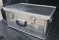 Экспедиционный алюминиевый ящик РИФ 585х385х262
