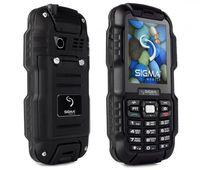 Защищенный телефон SIGMA X-treme DZ67 Travel
