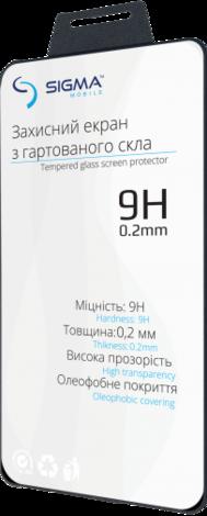 Защитный экран из закалённого стекла для X-treme PQ15/PQ16