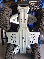 Защита днища с защитой рычагов RIVAL ATV Kodiak 450/ EPS (FULL KIT) 2018 (2444.7153.1)
