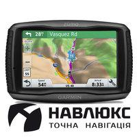 GPS навигатор Garmin zumo 595